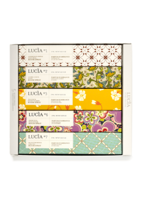Lucia Lucia Variety Room Sprays 1,2,3,6,7