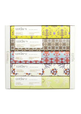 Lucia Variety Room Sprays 8,9,10,11,12