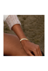 PILGRIM Pam Bracelet Gold-Plated by Pilgrim