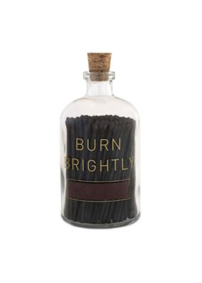 Skeem Burn Brightly Apothecary Match Bottle Large