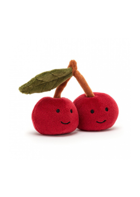 Jellycat Jellycat Fabulous Fruit Cherry