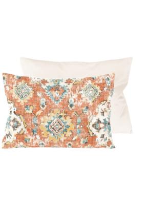 Terracotta Pillow 14x17