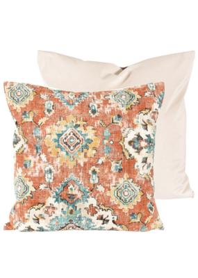 Terracotta Pillow 18x18
