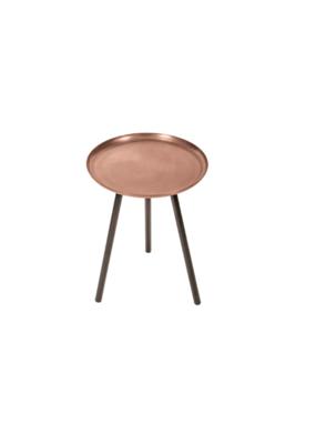Round Iron Table 12x16