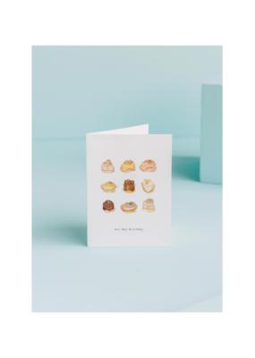 Bon Bon Birthday Card