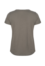 Military Tee in Light Green by EsQualo