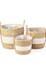 Mambo Jute Plant Pots