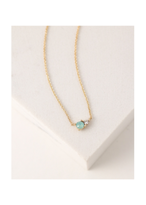Lover's Tempo Dolce Necklace in Pacific Opal by Lover's Tempo