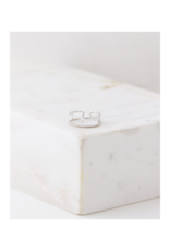 Lover's Tempo Marquise Ring Silver-Plated by Lover's Tempo