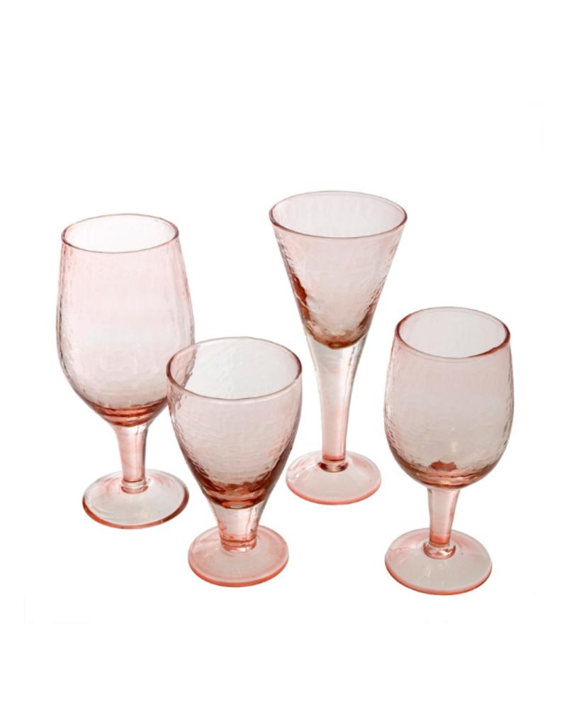 Valdes Wine Glass Pink
