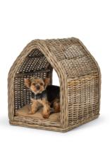 Rattan Pet House
