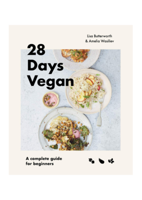 28 Days Vegan Book