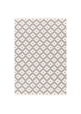 Dash & Albert Dash & Albert Samode Indoor/Outdoor Rug In Fieldstone & Ivory