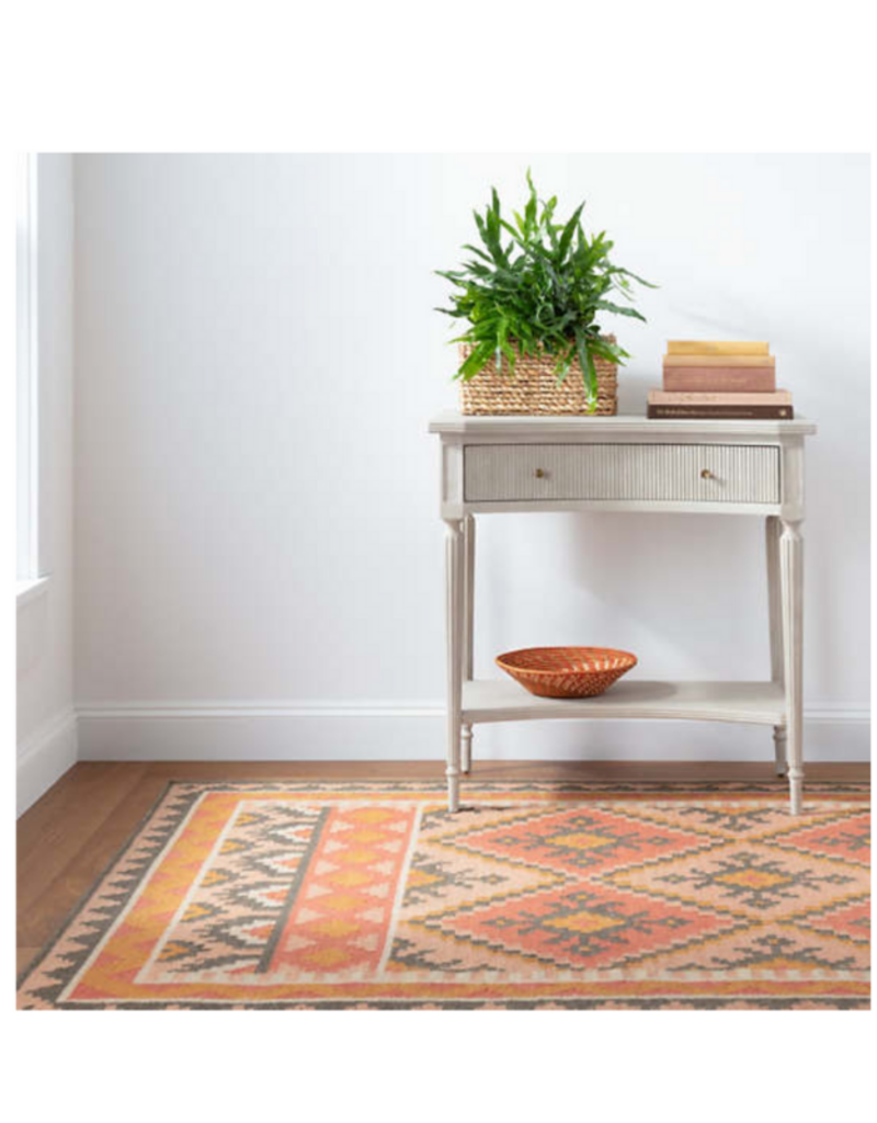 Dash & Albert Dash Reed Kilim Woven Wool