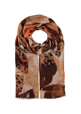 Fraas Jungle Adventure Scarf Camel