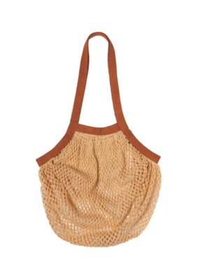 Danica Le Marche Cognac Shopping Bag