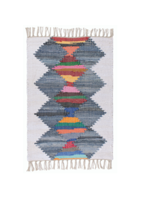 Fanfare Cotton Chindi Rug 2'x3'