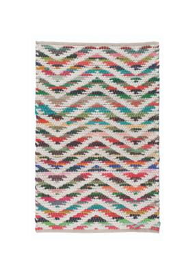 Revelry Cotton Chindi Rug 2'x3'