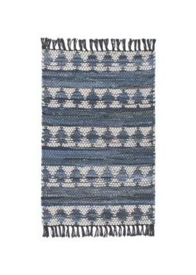 Wink Cotton Chindi Rug 2'x3'