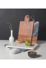 Marble Serving Board Gray