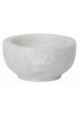Marble Bowl White