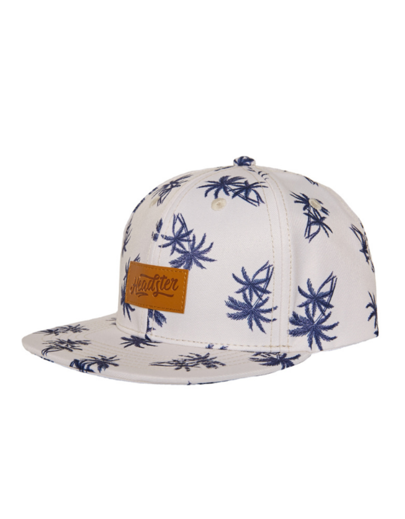 HEADSTER Vintage Palm Snapback Hat by Headster