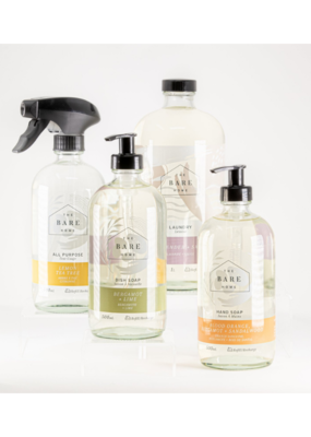 The Bare Home The Complete Home Bundle (Bergamot + Lime Hand Soap) by The Bare Home