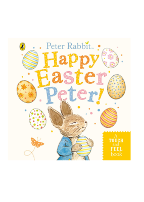 Peter Rabbit Happy Easter Book