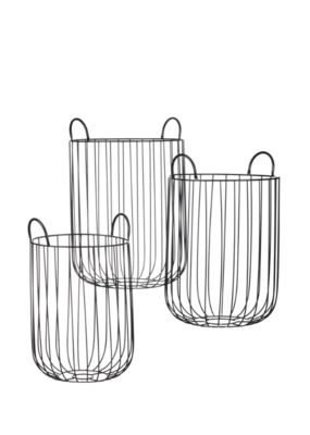 Cylinderical Wire Basket