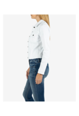 Kut from the Kloth Kara Jacket in Optic White by Kut from the Kloth