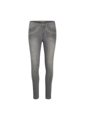 Herdis Light Grey Jeans with Shape Fit by Cream
