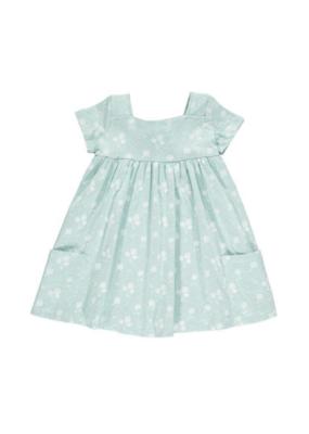 vignette Vignette Rylie Dress Aqua Dandelion