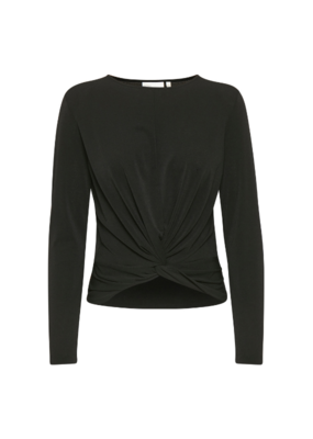InWear Varuni Blouse in Black by InWear