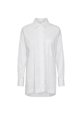 InWear Juliane Shirt in Pure White by InWear