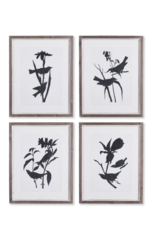 Bird Silhouette Art Prints