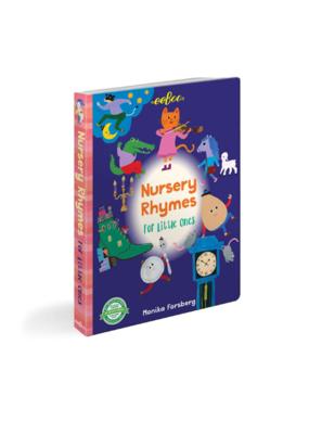 eeBoo Nursery Rhymes for Little Ones Book