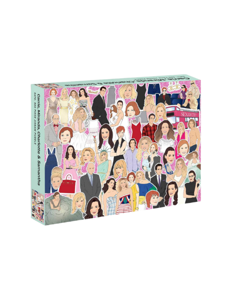 Sex in the City Puzzle