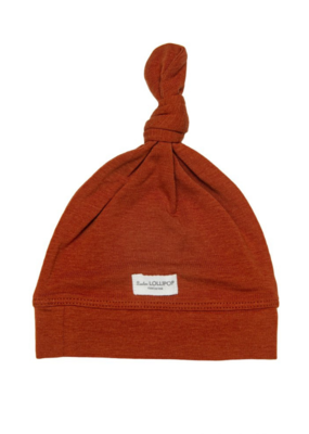 LouLou Lollipop Loulou Lollipop Top Knot Beanie Umbra