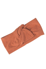 LouLou Lollipop Loulou Lollipop Knotted Headband in Umbra