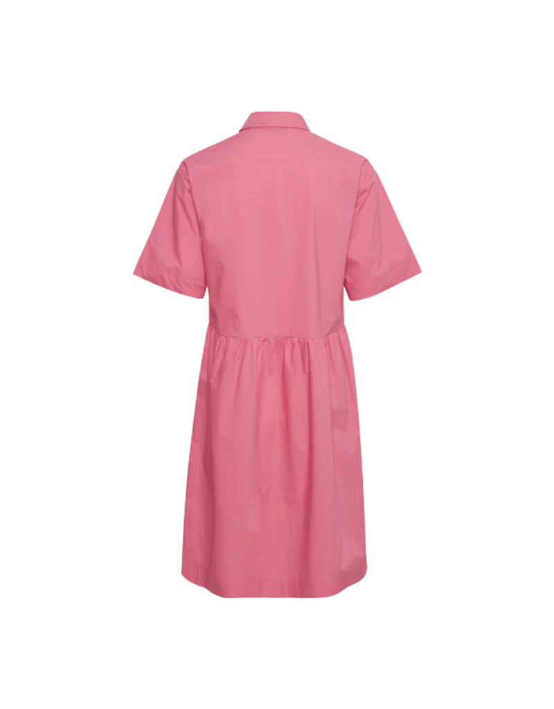 Part Two Hatla Cotton Dress in Desert Rose by Part Two