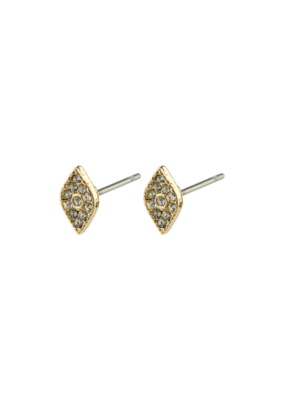 PILGRIM Sincerity Earrings Gold-Plated by Pilgrim