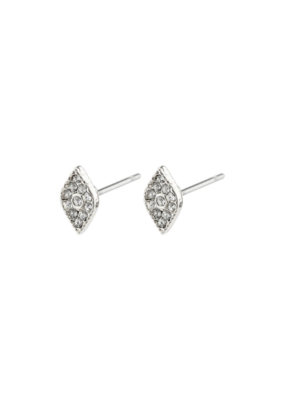 PILGRIM Sincerity Earrings Silver-Plated by Pilgrim