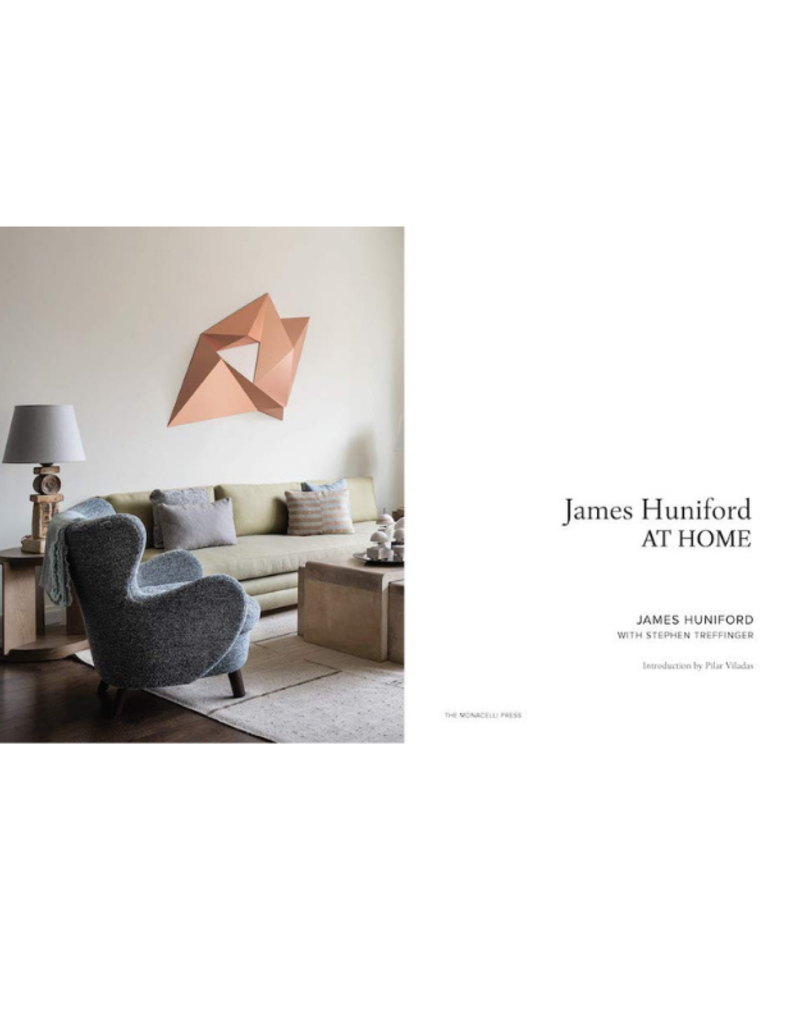 James Huniford: At Home Book
