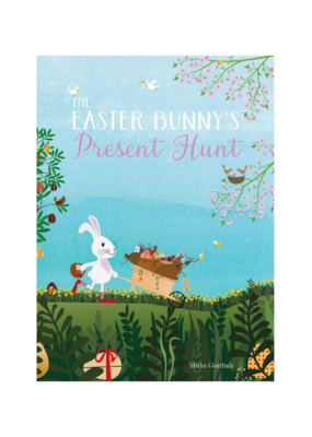 Easter Bunny's Present Hunt Book