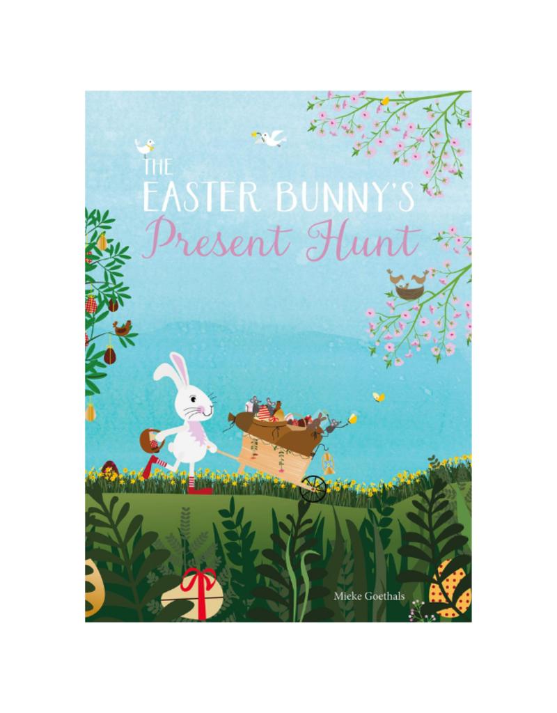 Easter Bunny's Present Hunt Book