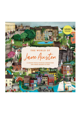 World of Jane Austen Puzzle