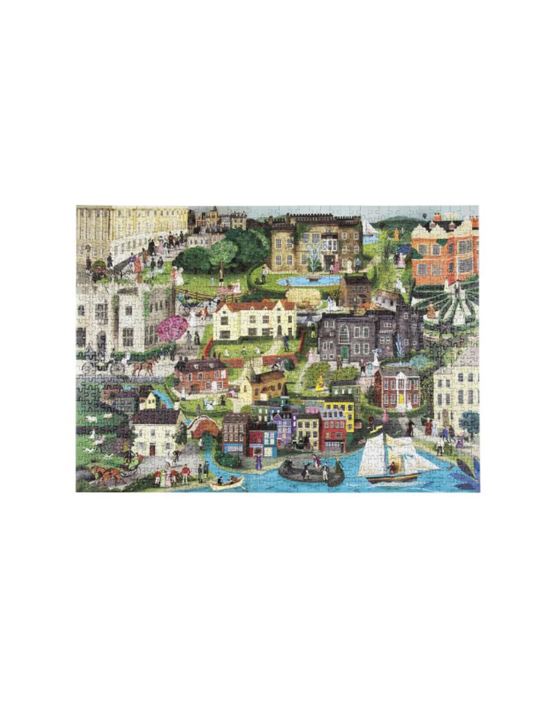 World of Jane Austen Puzzle