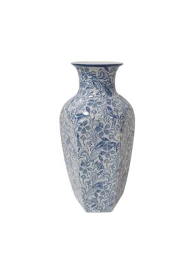 Elizabeth Blue & White Vase