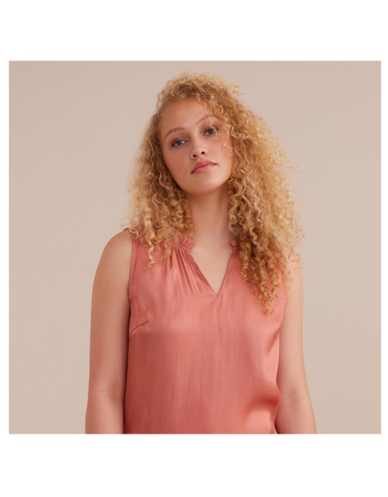 Cream Cecilie Sleeveless Top in Aragon by Cream