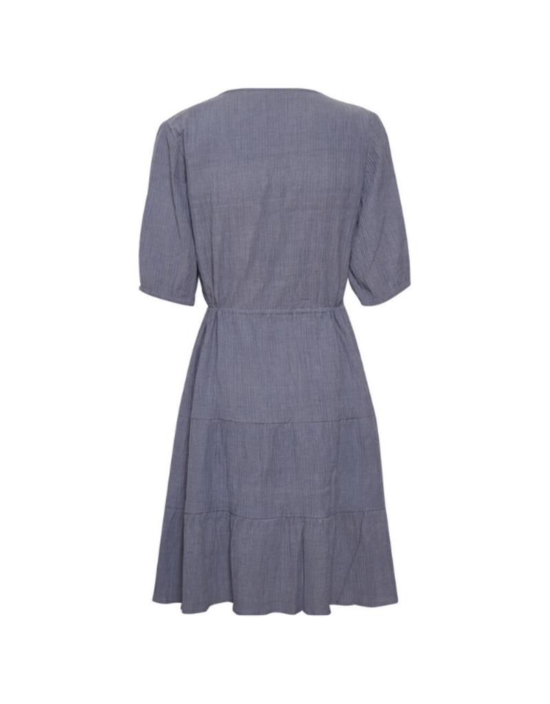 Ylia Dress in Nightshadow Blue by Cream